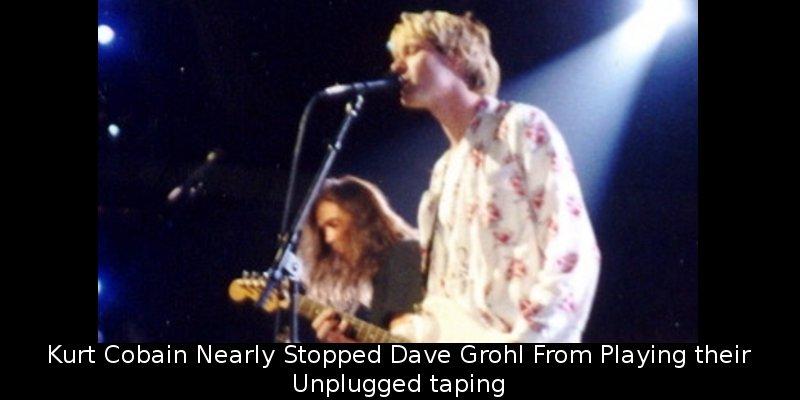 Nirvana Acoustic 1993