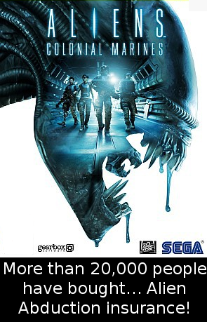 "Image Source: ""AliensColonialMarinesBox"" by The box/cover art can or could be obtained from Gearbox Software, Sega.. Licensed under Fair use via Wikipedia."