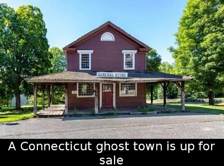 Connecticut-ghost-town-up-for-auction