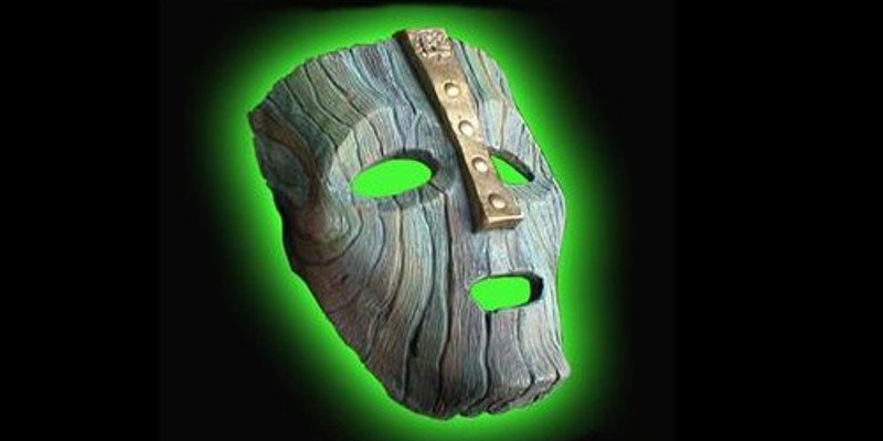 The Mask Jim Carrey Found In The Movie Was Actually The Mask Of Loki The Adopted Brother Of Thor Facts Wt