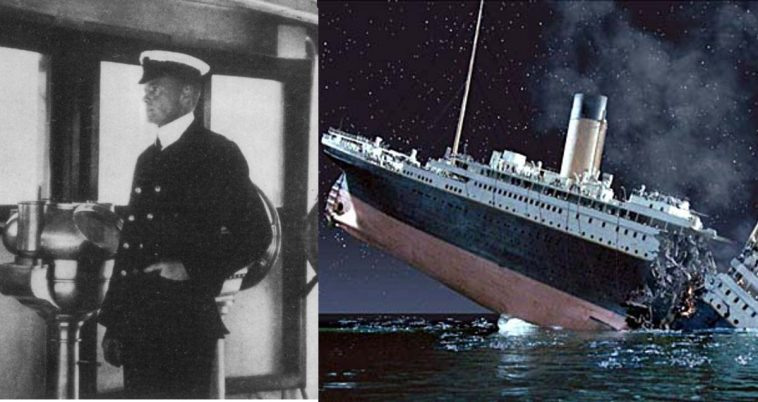 Titanic S Second Officer Who Survived By Swimming From