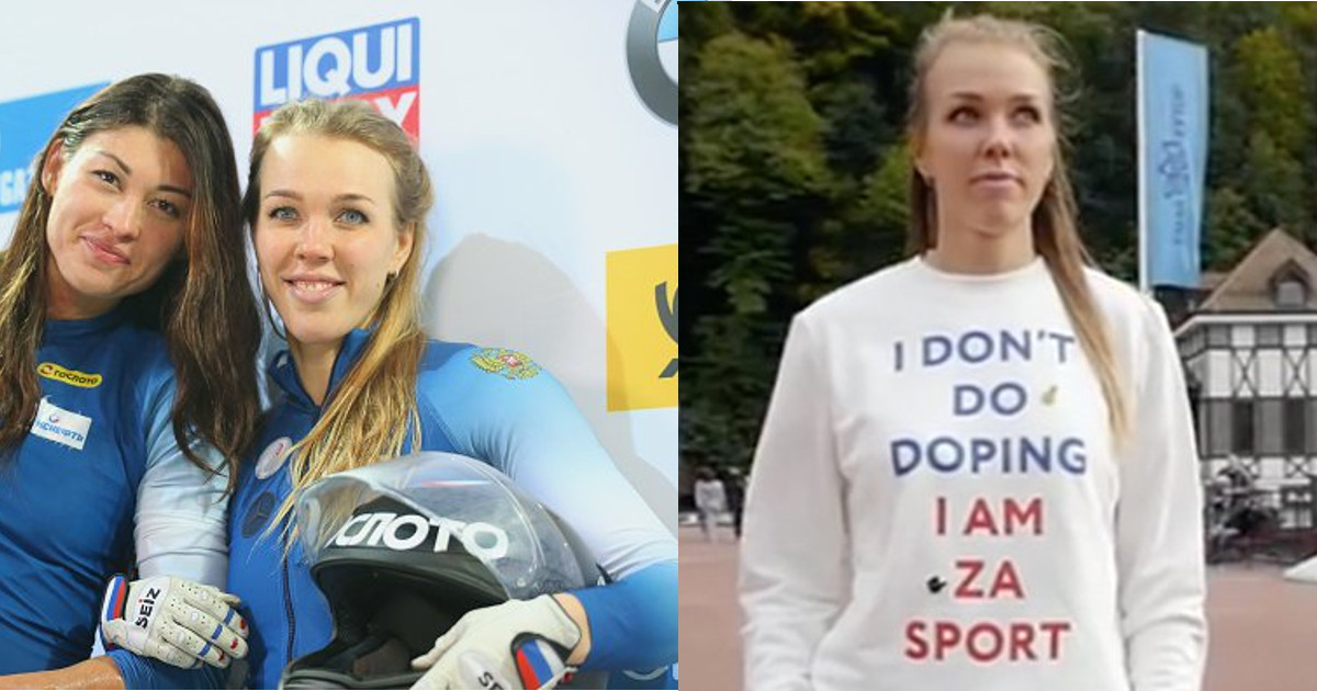 """The Russian Olympian With The """"I Don't Do Doping"""" Shirt Just Got Caught With Doping"""