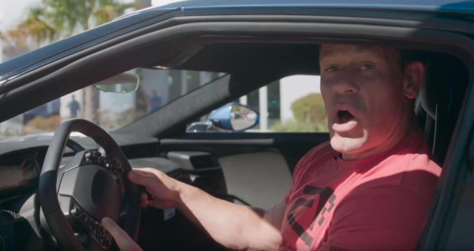 John Cena Fires Back Over $500k Ford GT Lawsuit – Facts WT