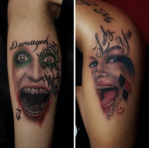 40 Of The Most Creative And Clever Matching Tattoos Ever